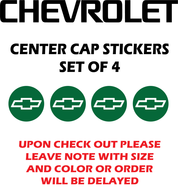 Chevy Center Cap Decals Html Autos Post